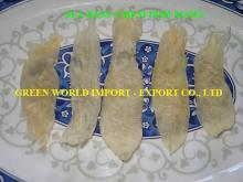 DRIED SEABASS (CHEM) FISH MAW (Medium type)