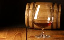 Brandy, cognac, cognac alcohol (spirit)