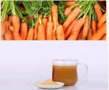 Pure Quality Carrot Powder Health Food Baby Food