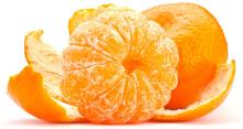 Sweet Fresh Mandarin Orange Fruits