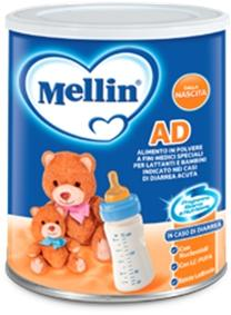 MELLIN AD Foods for special medical purposes