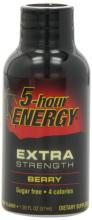 5 Hour Energy Shot 1.93 Ounce Pack of 12 Berry
