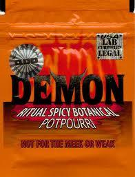 Demon Ritual Spicy Botanical Incense