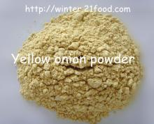 yellow onion powders