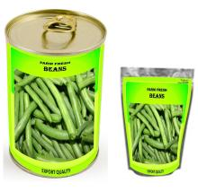 Beans (canned & pouched)