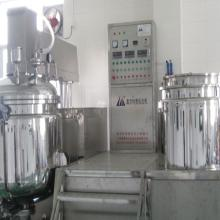 hot sale vacuum emulsifying machinery /equipment for making soap from 100L-1000L
