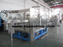 Monobloc filling machine ,Washing filling capping three in one machine ,Tribloc washer filler capper