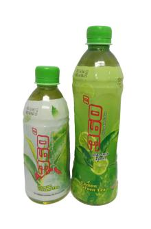 Lemon Green Tea - 500ml