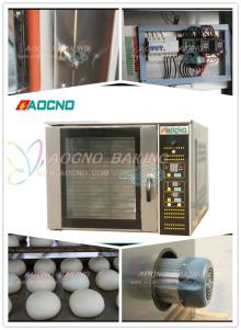 bakery machine electric convection oven