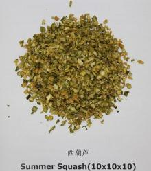 Dried Summer Squash Granule