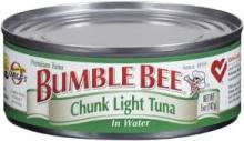canned tuna chunk