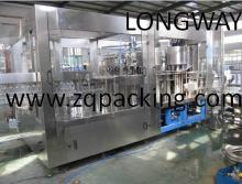 Automatic Carbonated Drink Filling Plant For PET Bottle