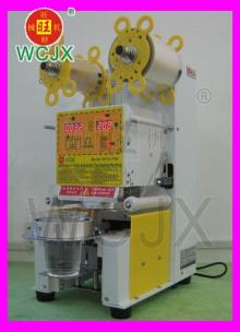 98 mm cup sealer/pet cup sealer/pet film sealer/pet seal/plastic cup sealer/sealing machine