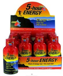 5-Hour Energy Drink