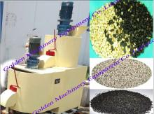 Sesame washing and peeling sesame hulling huller processing machine