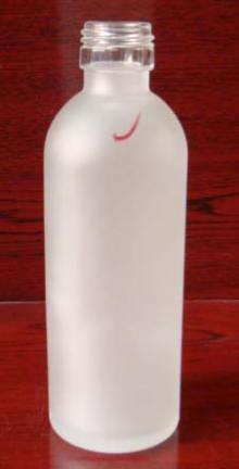 270ml frosted juice bottle