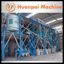 150t/d maize milling machine,maize flour mill