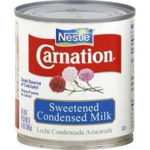 Nestle Carnation Milk, Sweetened Condensed