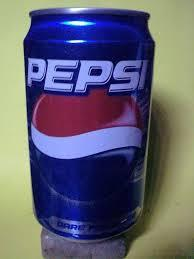 Pepssi cola can 330ml