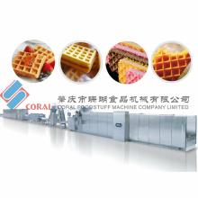 Waffle production line-Automated wafer machine