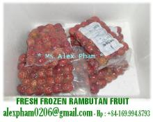 FRESH FROZEN RAMBUTAN