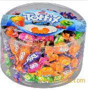 TOFFIX 400 GR x 12 JAR MIX CANDY