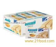 Crispy Wafers Filled With Milk Cream