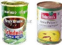 Canned Food VEGETABLE CURRIES