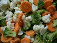 IQF CALIFORNIA MIX VEGETABLES