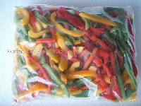 IQF MIXED PEPPER STRIPS