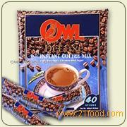 Owl Deluxe 3 in 1 Instant Coffee Mix