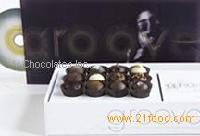 Groove Chocolate Truffle Collection 12 piece