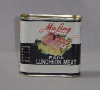 canned pork luncheon meat