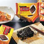 Kimchi-Gim( Kimchi Flavoured Seaweed Laver )