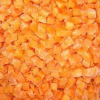 IQF Carrot cubes