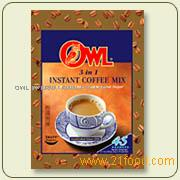 Owl 3 in 1 Instant Coffee Mix