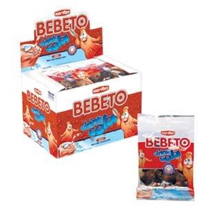 BEBETO DRINK COLA 50GR