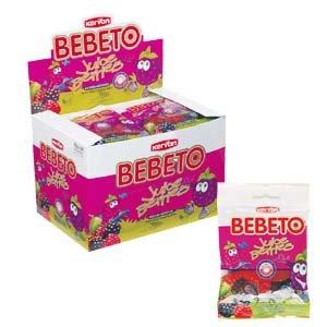 BEBETO JUICE BERRIES 50GR