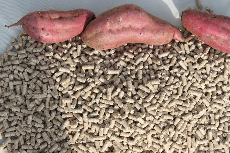 sweet potato pellets feed grade products,China sweet potato pellets ...