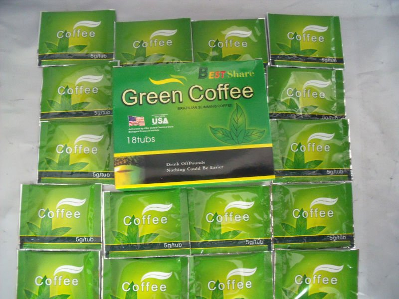 Slimming Best Share Green Coffee From China Shanghai