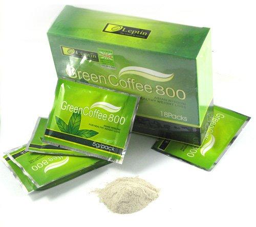 fat loss pills Green Coffee 800