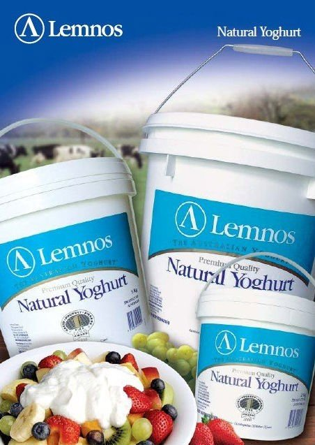 How long is yogurt good after sell by date in Australia