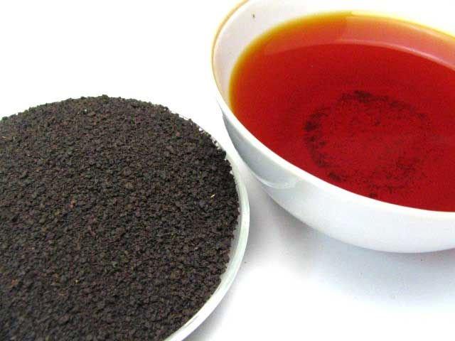 Black Tea Natural Indicator