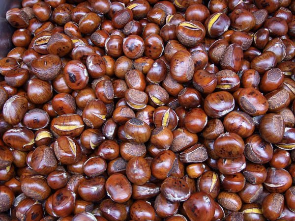 how to cook chestnuts in shell