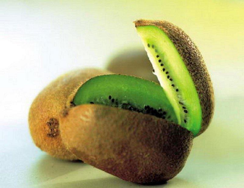 Chinese Fresh Qinmei Kiwi Fruit In Carton  New Crop