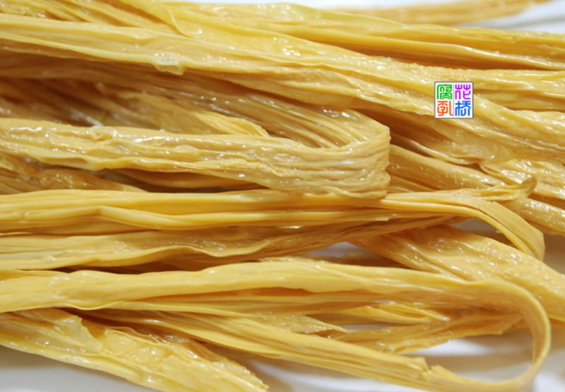 Vietnamese Tau Hu Ky Recipe (Bean Curd Skin With Shrimp) Recipe ...