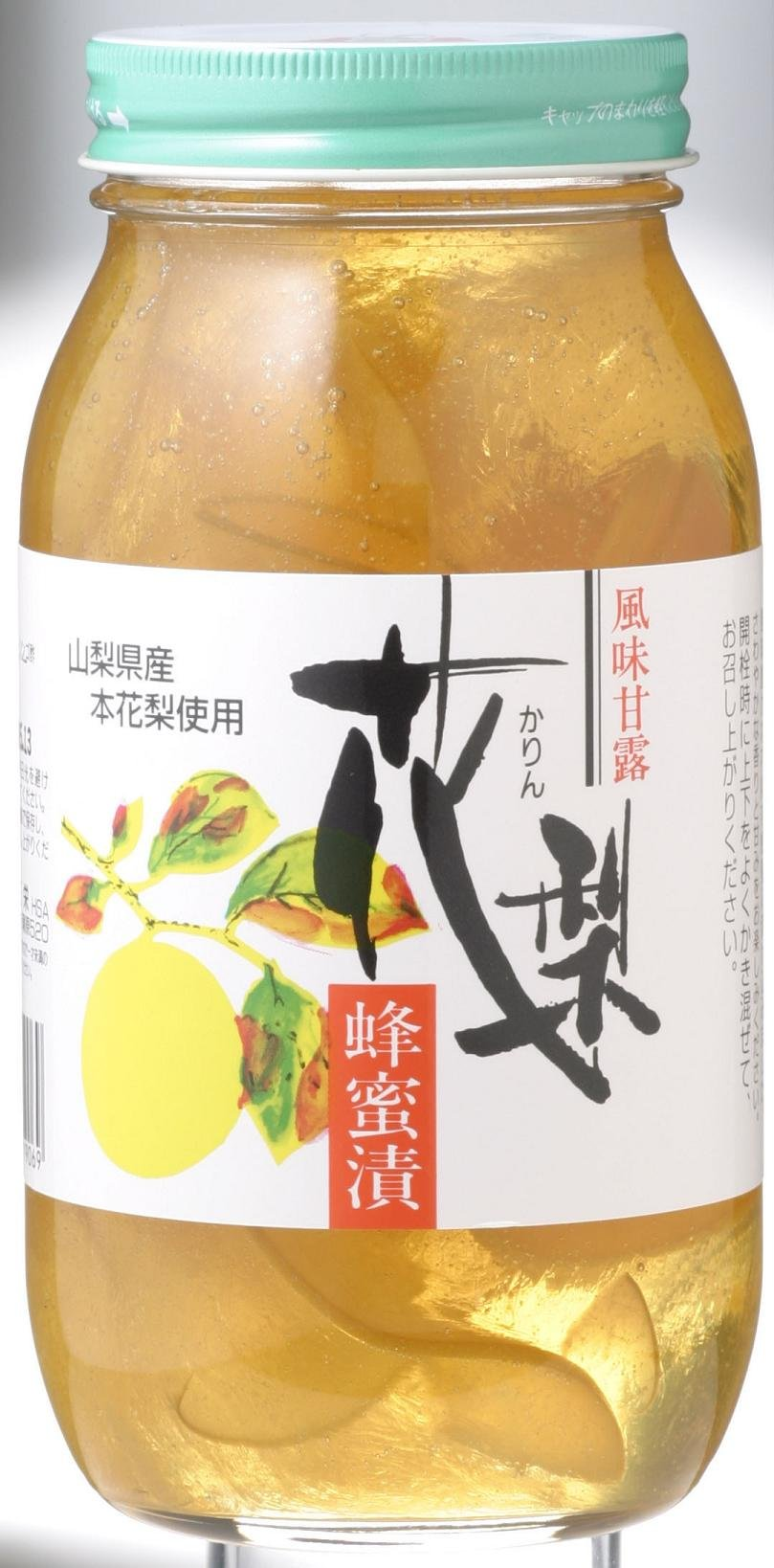 Shoei Chinese Quince Honey 1000g Bottle Products Japan