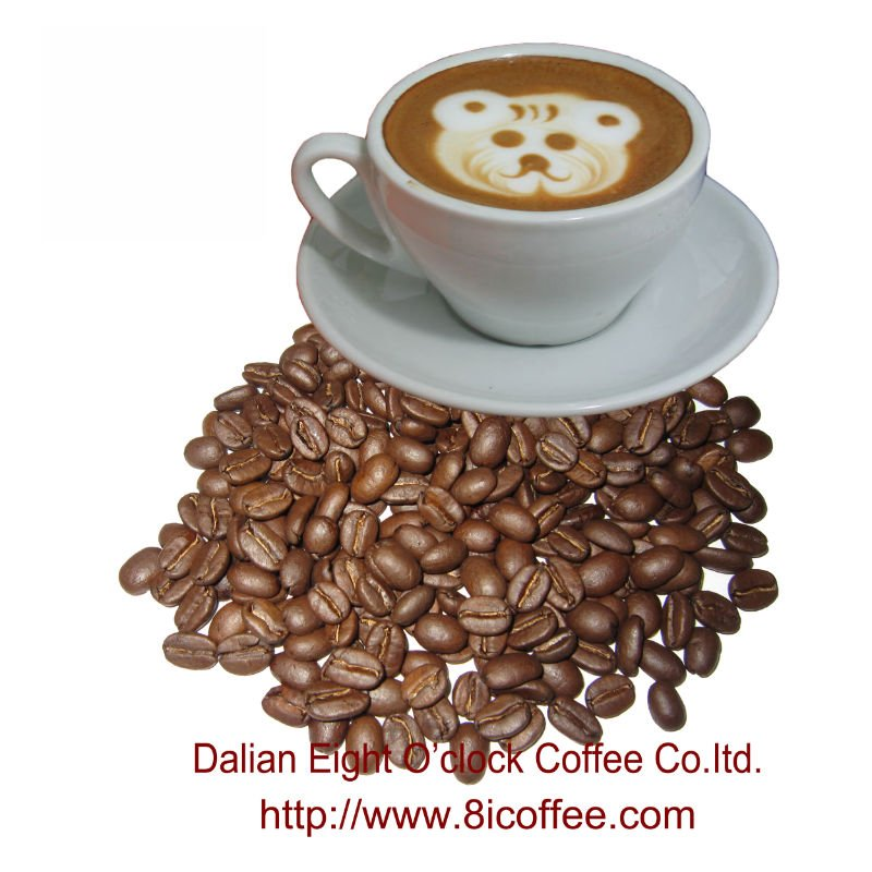 Gold Coast Blend Coffee Bean Is Latin American And Asia