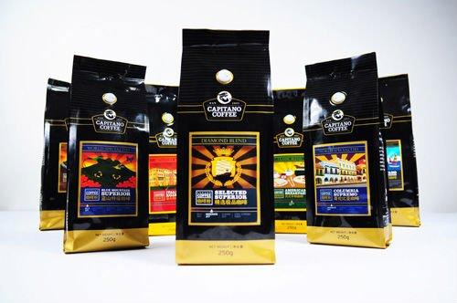 Capitano Superior Coffee Products China Capitano Superior