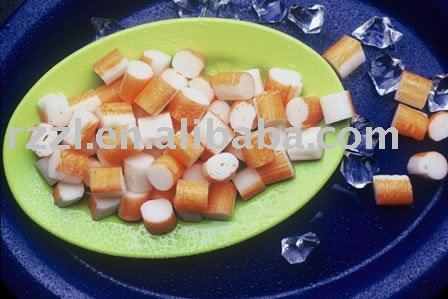 frozen surimi